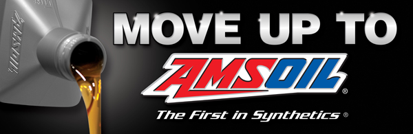 AMSOIL Lubricants available at Canton Bandag Tire Co