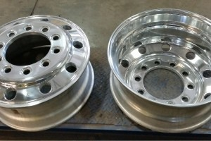 Truck Wheel Polishing Canton OH