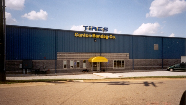 Canton Bandag Tire Co