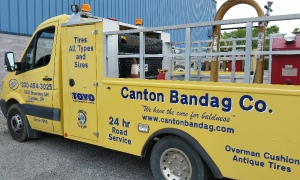 Semi-truck Mobile Tire Repair Canton OH